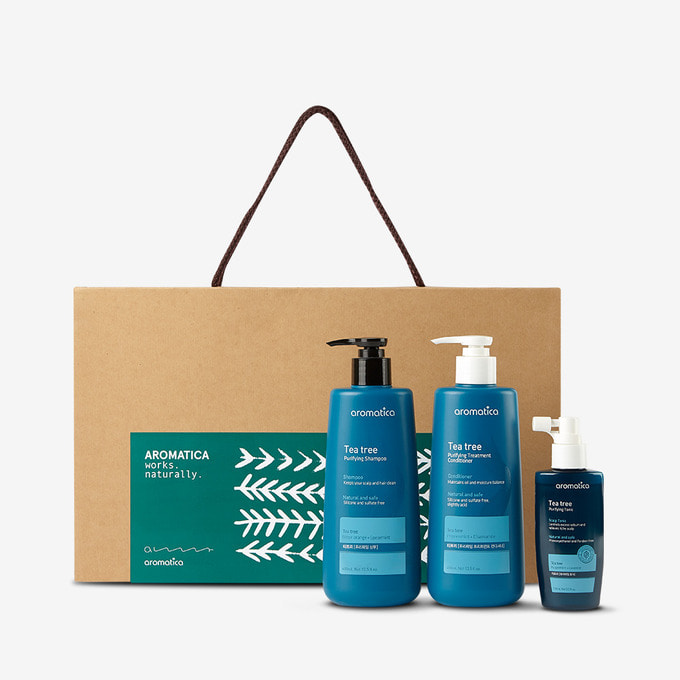 Teatree Hair Care Gift SET