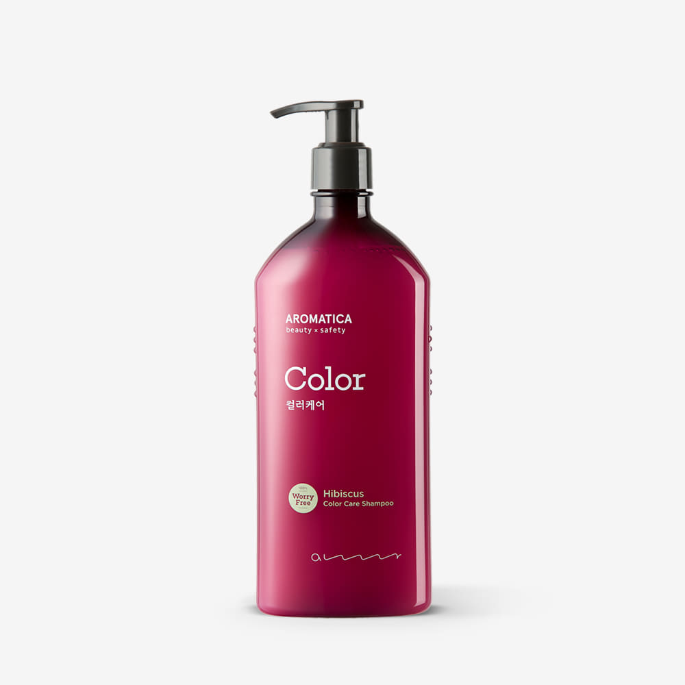 Hibiscus Color Care Shampoo