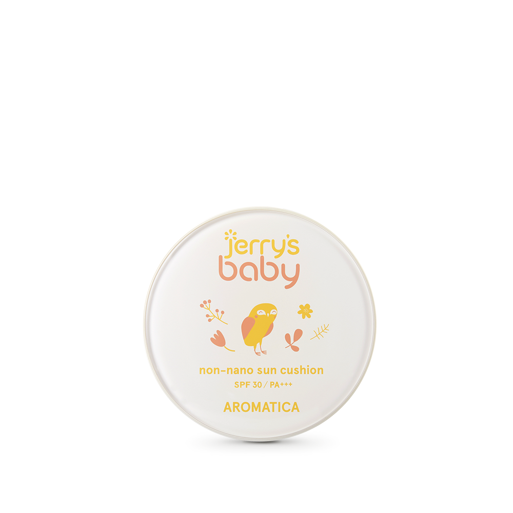 Jerry's Baby Non-nano Sun Cushion SPF30/PA+++
