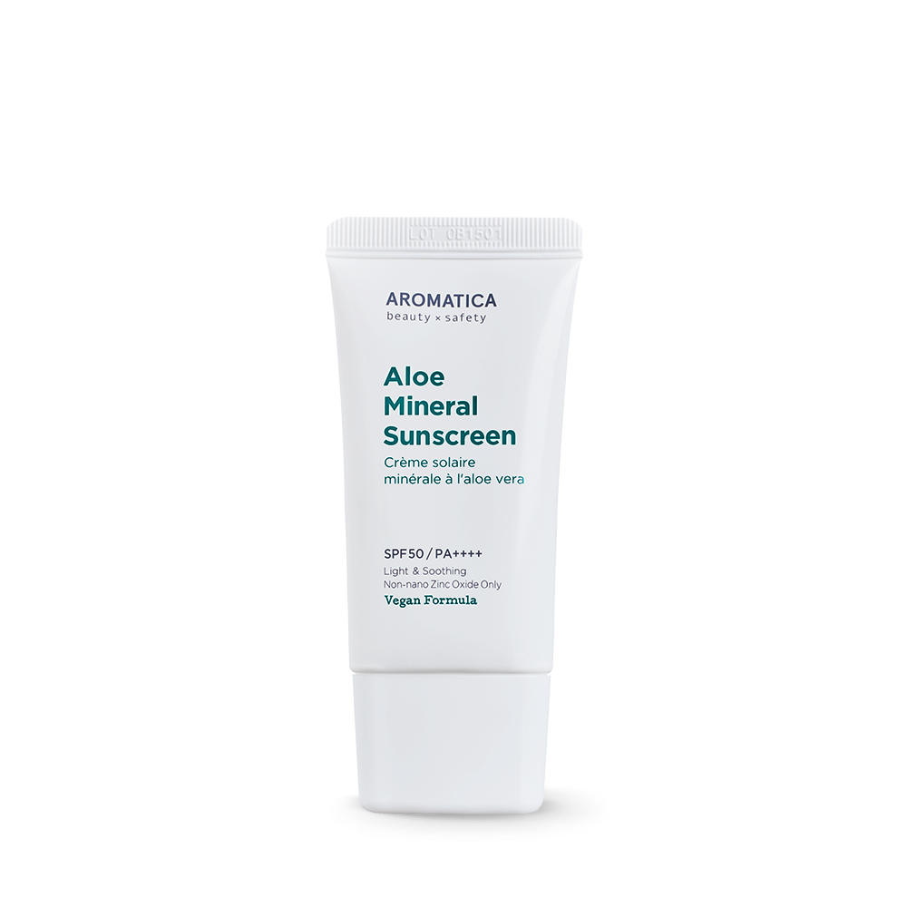 Aloe Mineral Sunscreen SPF50/PA++++