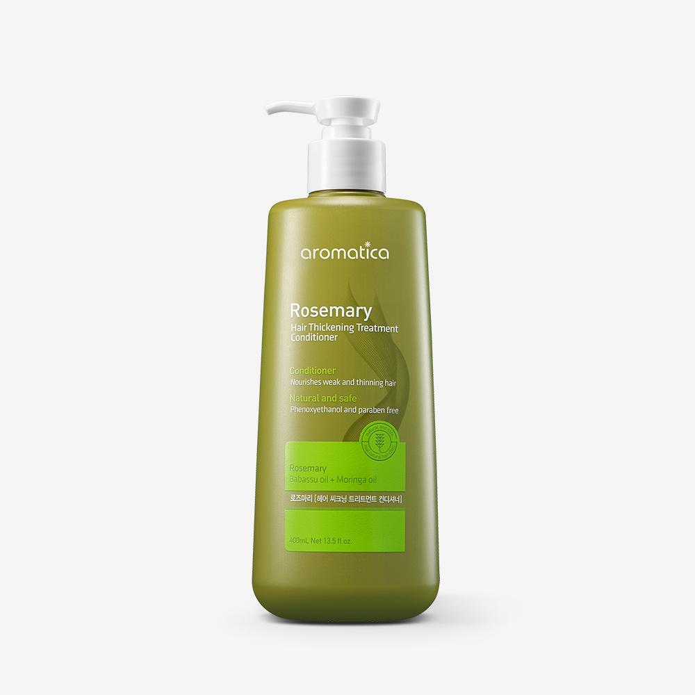 Rosemary Hair Thickening Treatment Conditioner