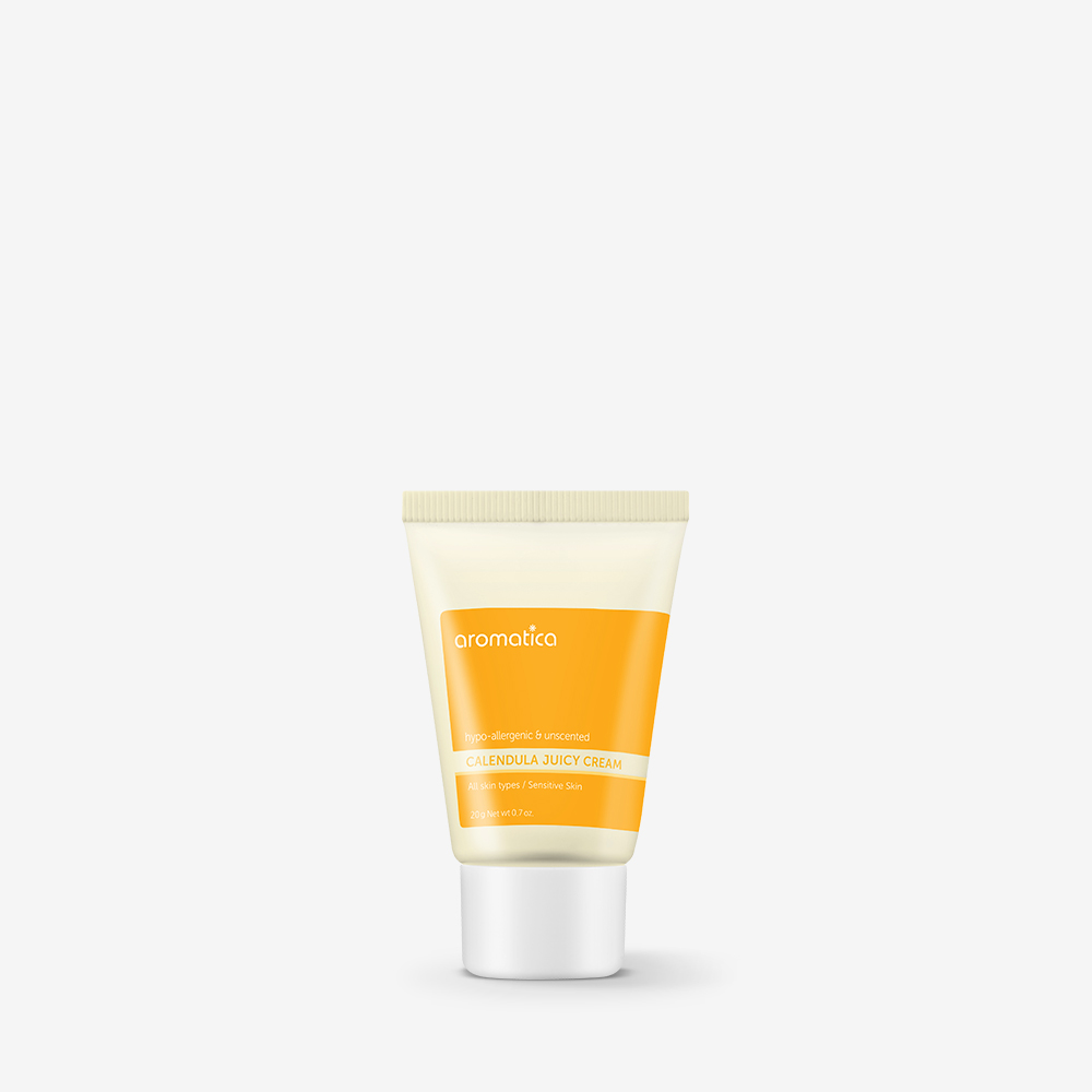 Calendula Juicy Cream (Miniature)