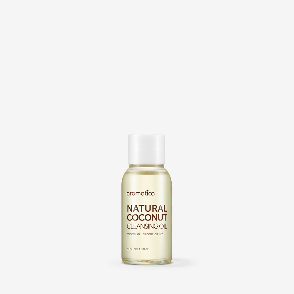 Natural Coconut Cleansing Oil (Miniature)