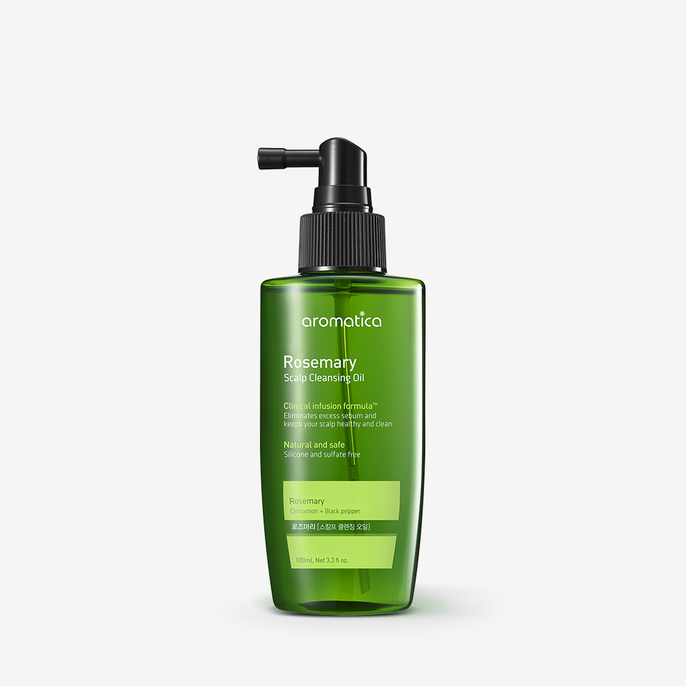 Rosemary Scalp Cleansing Oil
