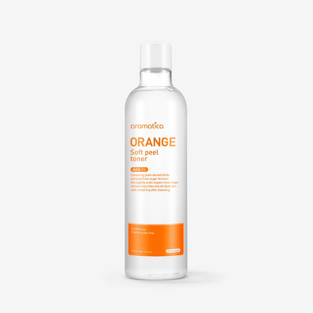 Orange Soft Peel Toner AHA 3%