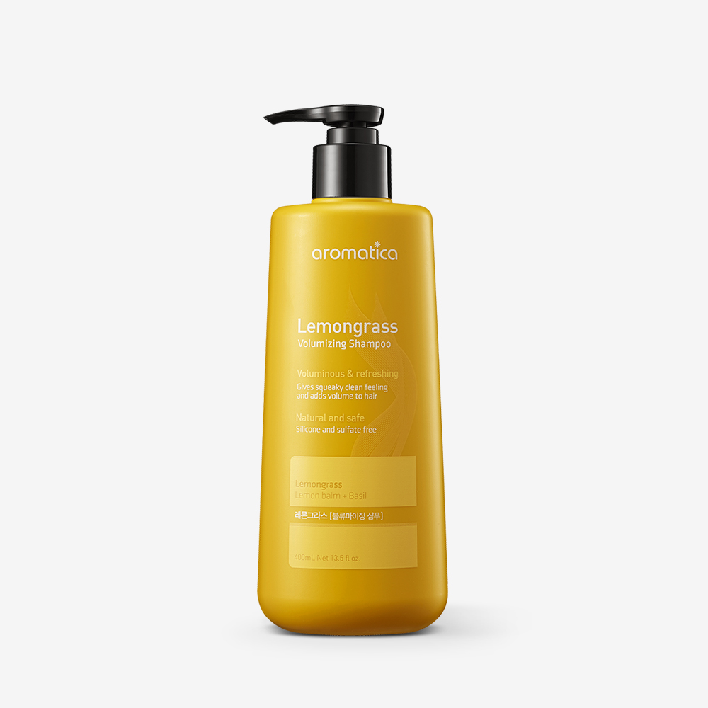 Lemongrass Volumizing shampoo