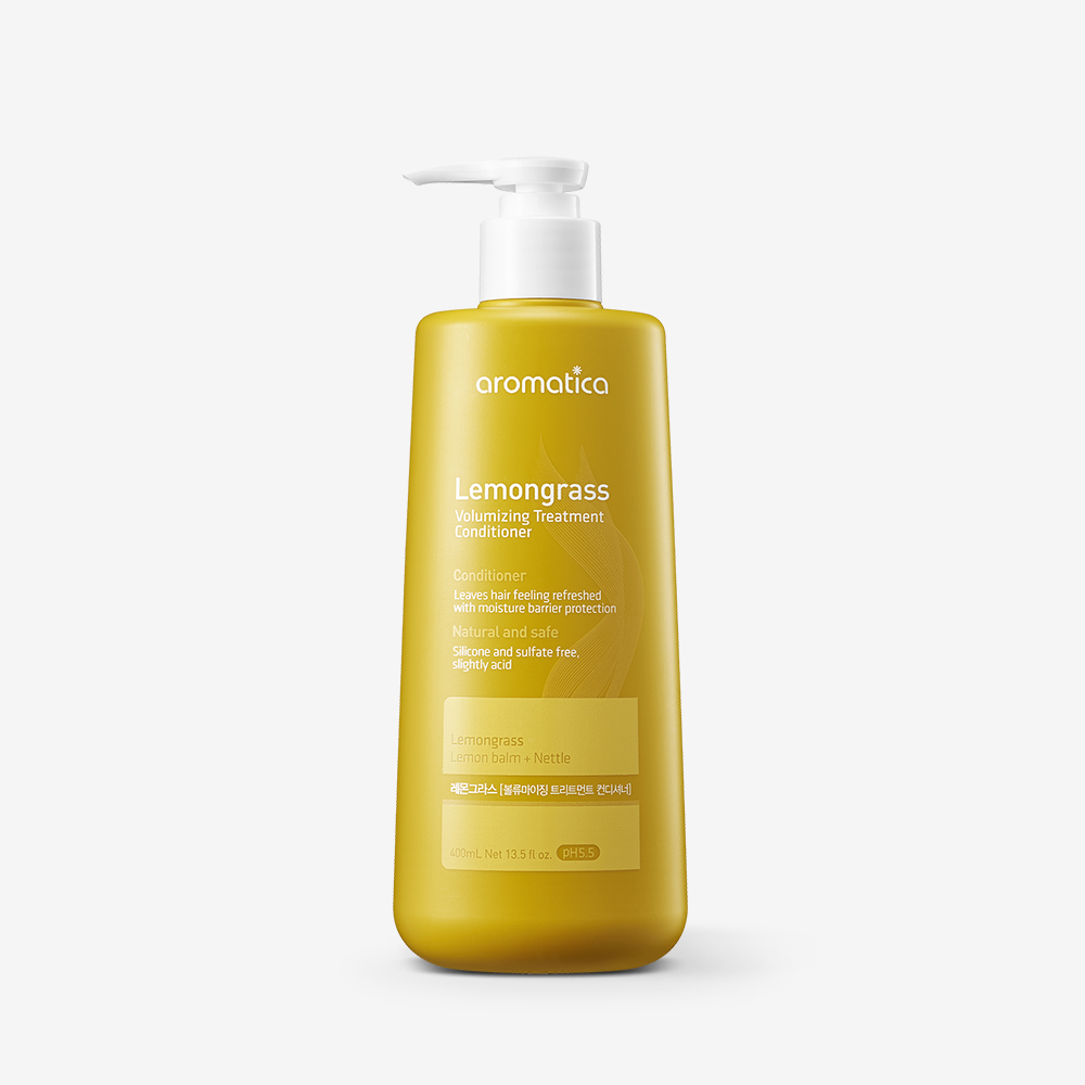 Lemongrass Volumizing Treatment Conditioner