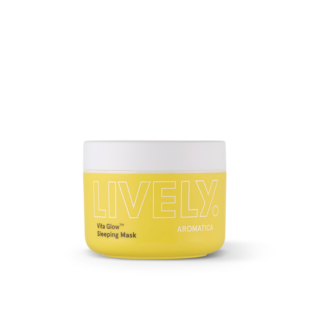 LIVELY Vita Glow™ Sleeping Mask​
