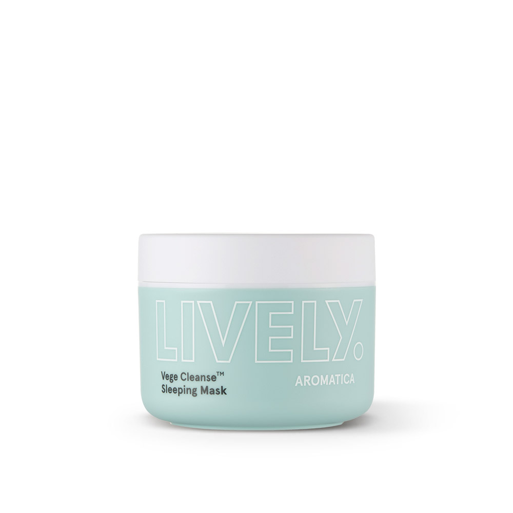 LIVELY Vege Cleanse™ Sleeping Mask​