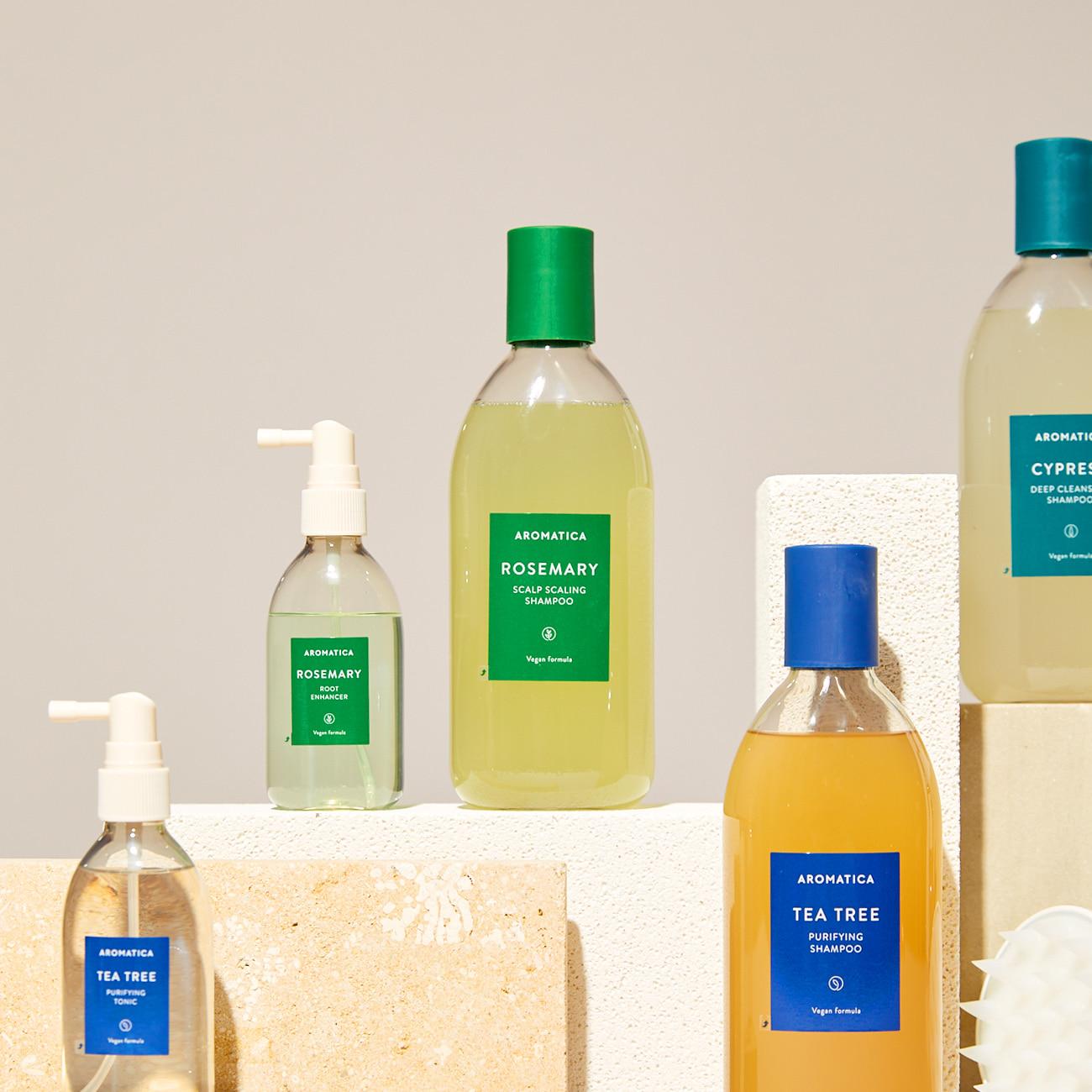 Rosemary Scalp Scaling Shampoo 400ml