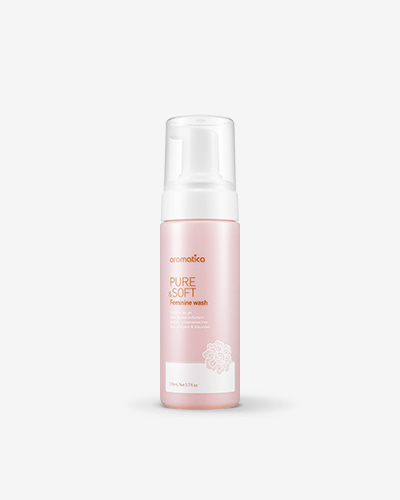 Pure & Soft Feminine Wash