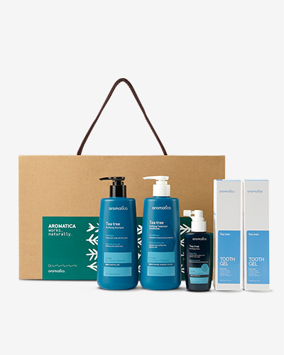 Teatree Hair Care & Toothpaste GiftGift SET