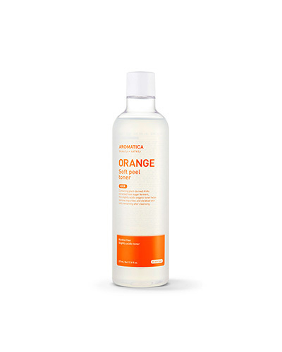 Orange Soft Peel Toner