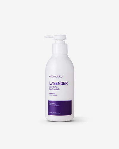 Lavender Soothing Body Wash