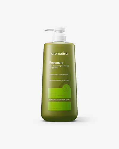 Rosemary Hair Thickening Treatment Conditioner (Jumbo Size)