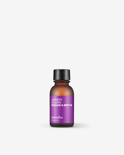 Lavender Relaxing Massage & Body Oil (Miniature)