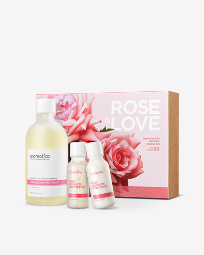 Rose Absolute First Serum Gift Set