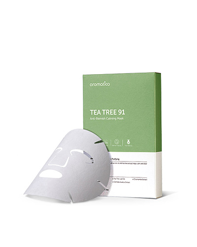 Tea Tree 91 Anti-Blemish Calming Mask