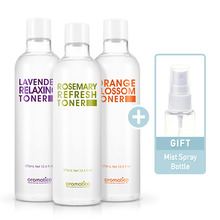 Multi Toner Set(3ea) + Mist Spray Bottle(1ea)